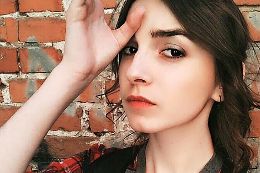 Кристина Попова. Из семейного архива семьи Ерькиных