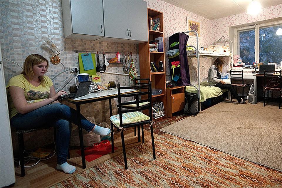 Общежитие. Фото smol.kp.ru